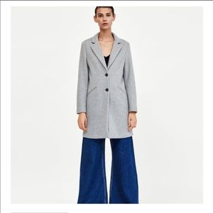 Zara Jackets & Coats - Super soft coat ZARA